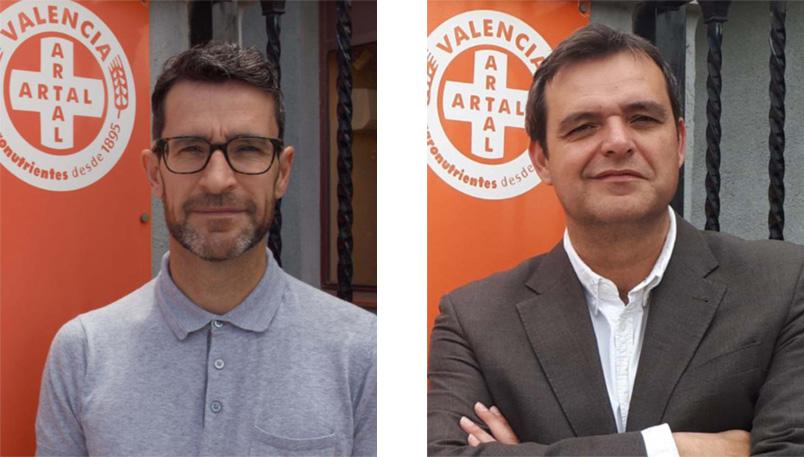Francisco y Juan Artal Huerta, 4rd Generation ARTAL Smart Agriculture - Valencia, Spain